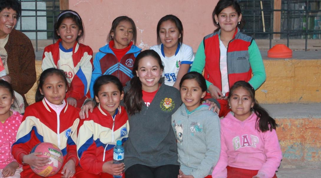Cassandra C in Peru